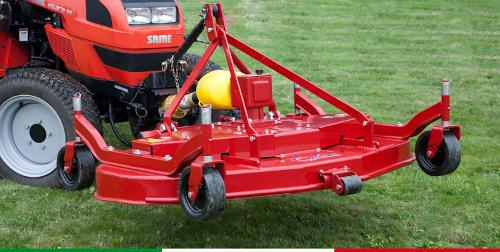 Front Mowers F Series