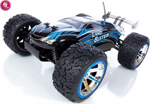 High Speed Remote Control plastic fast electric car