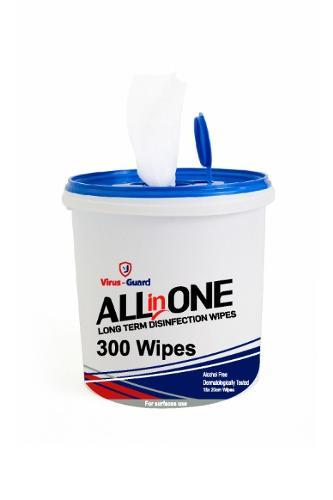 300 Disinfettante Salviettine
