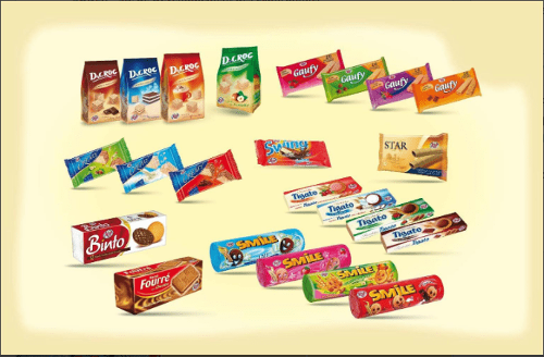 Biscuits & Gaufrettes / Biscuits & Wafers