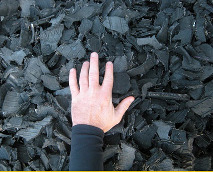 Waste Tyre Recycling Plant  /   Waste Tyre Processing