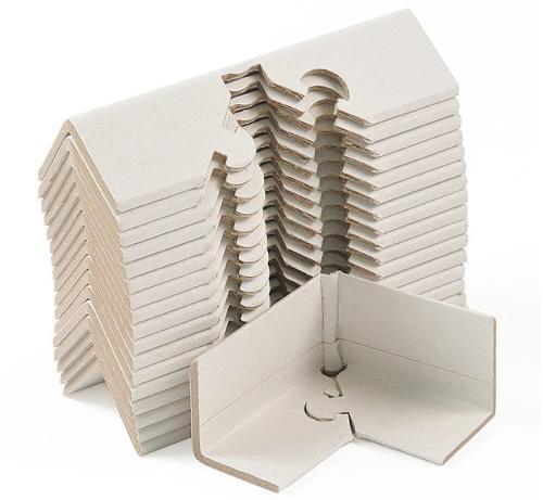 уголок картонный