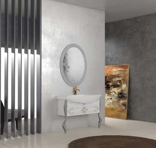 Princess Vanity (BA1053-100) - Bathroom vanity