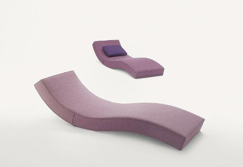 Chaise longue Linea