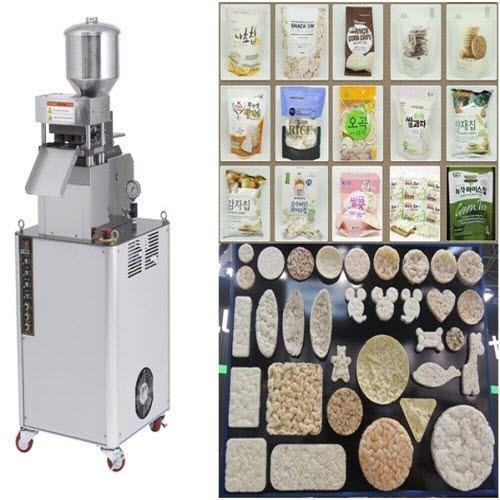 riisi kook masin (Pagari masin, Maiustused masin)