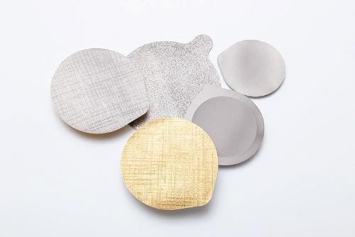 Aluminium-Siegelverschlüsse, flach