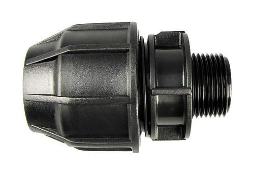 BEULCO BlackLine plastic connector