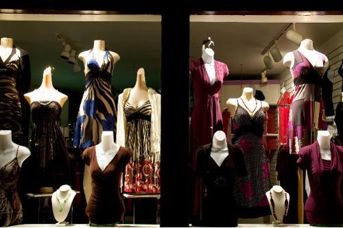Bustes de mannequins femme