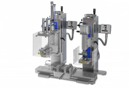 PolySeal Vario Twin - semiautomatic heat sealer