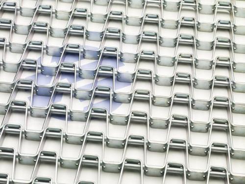 Металлическая сетка: Решётчатая сетка