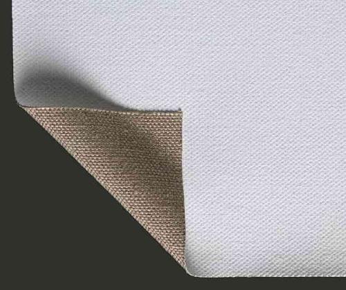 Primed canvas Lanificio Prato Linen Heavy