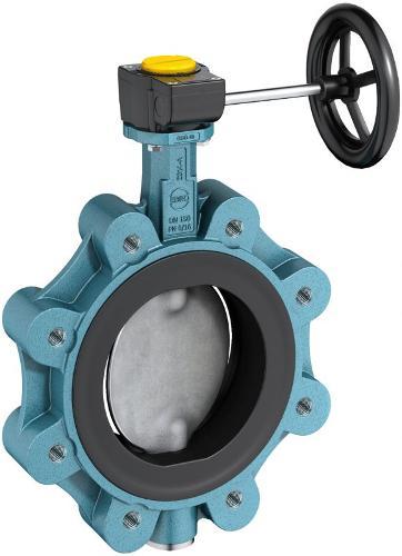 Válvula de cierre y control tipo Z 014 A