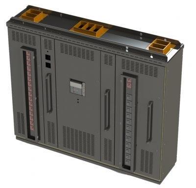 Switchboard chassis / custom