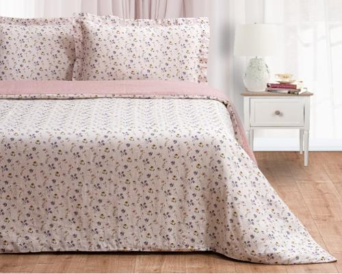 Duvet covers, fitted sheets and pillow cases