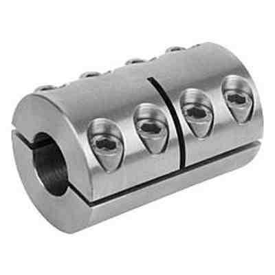 Bague de serrage forme C avec anneau axial
