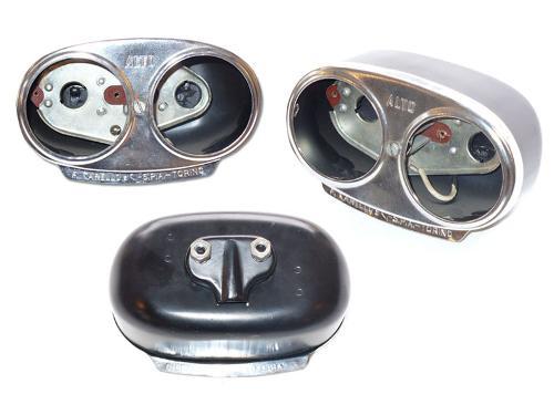 Back lamp of Fiat Topolino