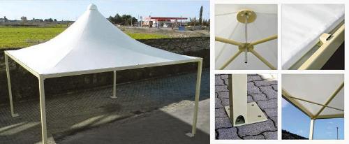 Tentes pagodes miniMAXX Airone