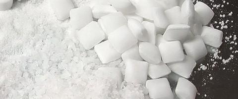 Salt Tablets & Industrial Salt