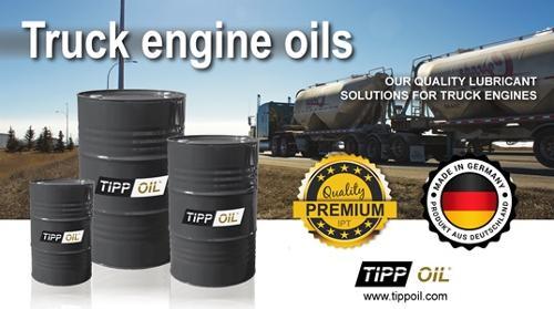 TIPP OIL - Truck engine oils