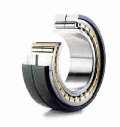 Cuscinetto speciale a rulli cilindrici orientabili