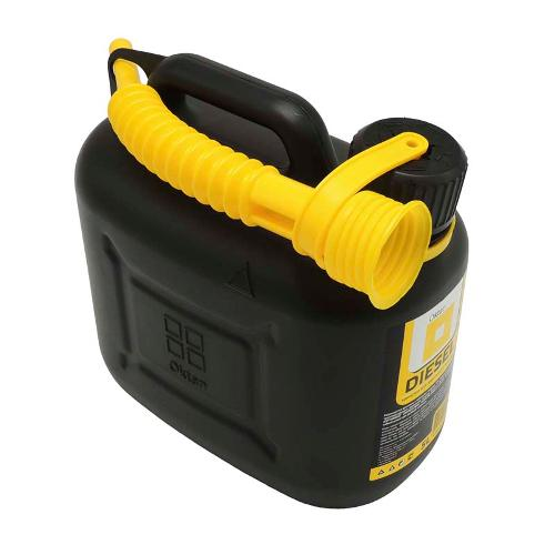 HDPE jerrycan for Diesel
