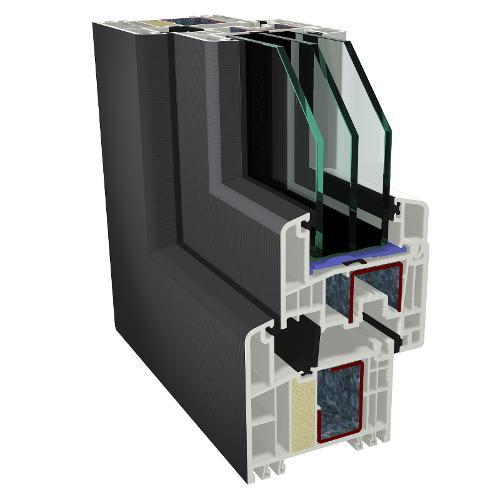 pvc-windows gealan s9000-futura