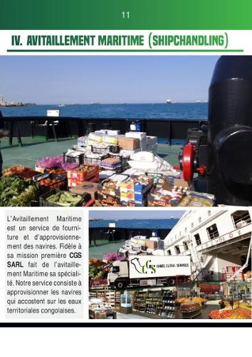 L'Avitaillement Maritime