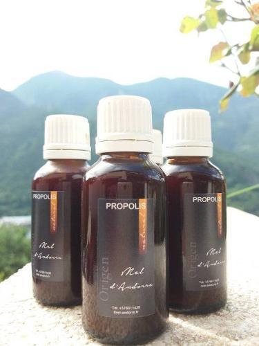 Propolis liquide