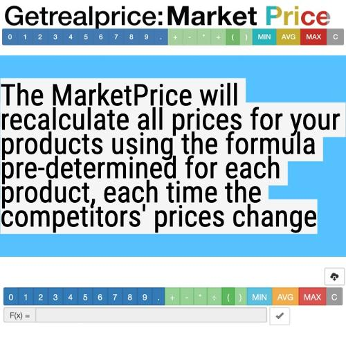 Online tool: Efficient price calculator for your web-shop