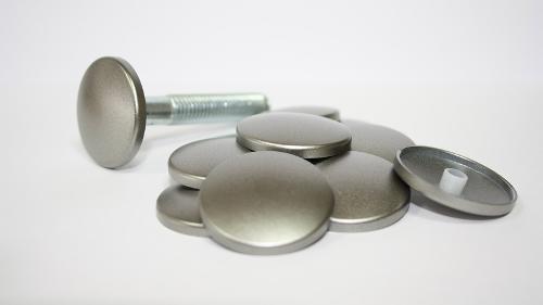 Abdeckkappen aus Kunststoff für Treppenbauschrauben