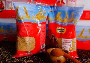 Whole Hard Wheat Couscous. MEDILIFE Couscous 1kg