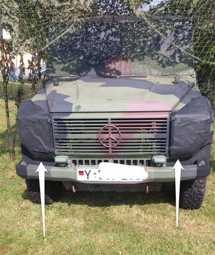 Fahrzeugausrüstung