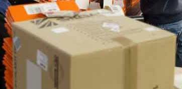 Atelier de conditionnement en emballage Brabant-Flamand