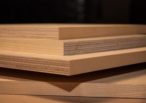 Plywood Interior and Exterior
