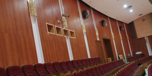 Paneles acústicos de madera