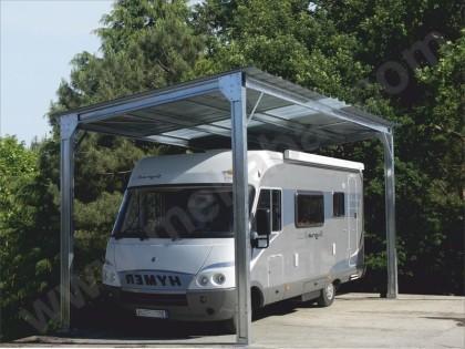 Abris et garages camping-cars en kit