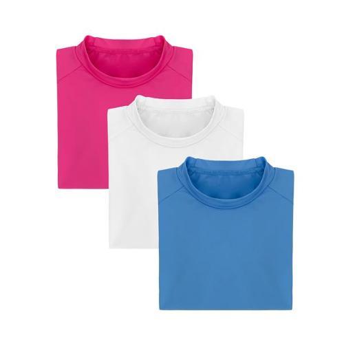 T-Shirt Enfant UPF 50+ UV Protection Solaire