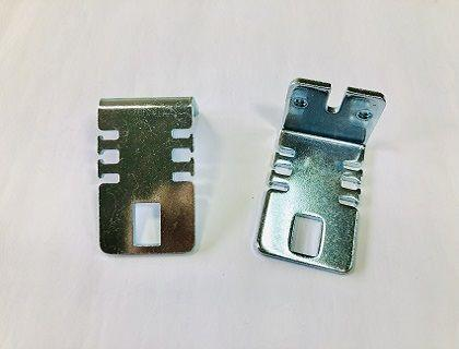 OEM stainless steel metal stamping automatic door parts