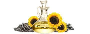 Refined sunflower oil (bottled)