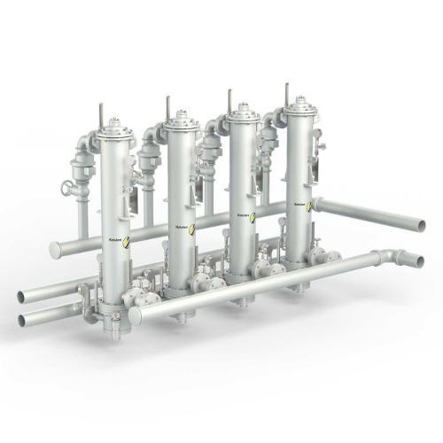 Chłodnice wodne oleju transformatorowego