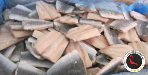 Filete de sardina elaborada