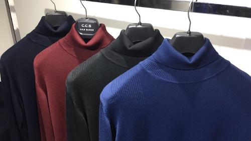 %100 Cotton Knitwear
