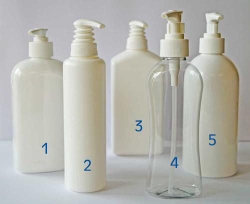 Seifenspender aus Kunststoff / Dispenser