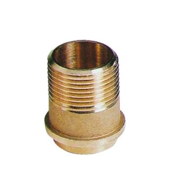 Brass stem for gas meters - Serie CC0100