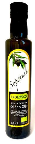 SOPOTNIK. Organic Olive Oil.