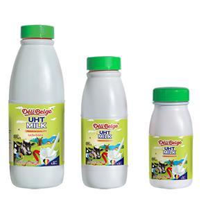 DeliBelge UHT Skimmed  Milk in bottle 1.5%