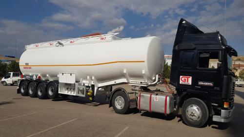 Fuel Tank Semi Trailers