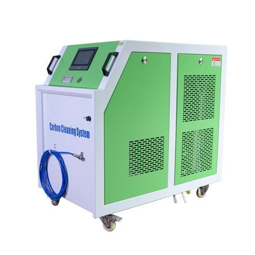 HHO de gás máquina de limpeza do motor de carbono