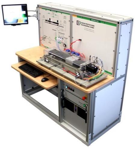 Flow Calibration - Gas Bell Piston