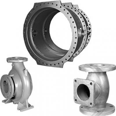 Steel Casting Pump & Valve